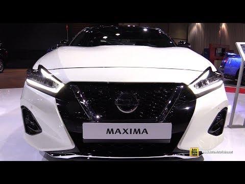 2020-nissan-maxima---exterior-interior-walkaround---2019-dubai-motor-show