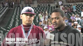 2010 Detroit Public School Varsity Baseball game interviews