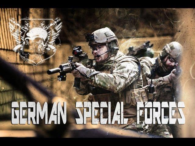 German Special Forces | 2015  | Facit Omnia Voluntas