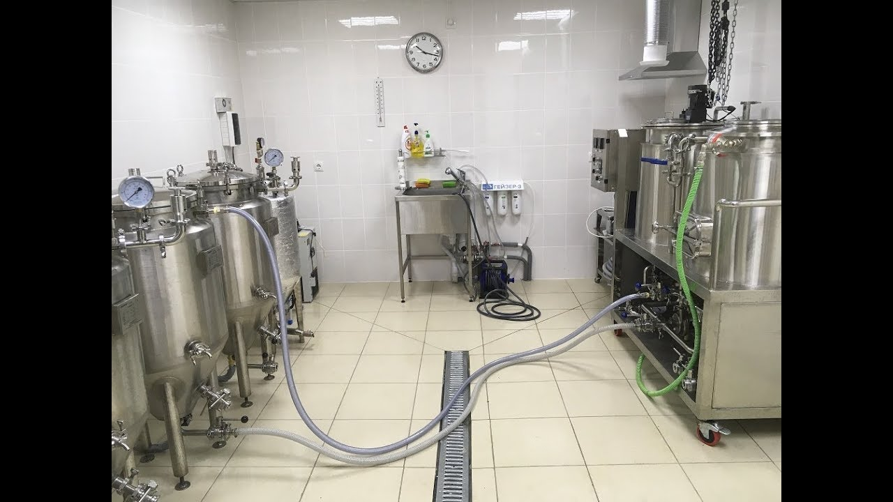Обзор домашняя мини пивоварня воздушное охлаждение для самогонного аппарата своими руками