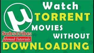 How To Watch Torrent Movies Without Downloading Urdu Hindi 2018