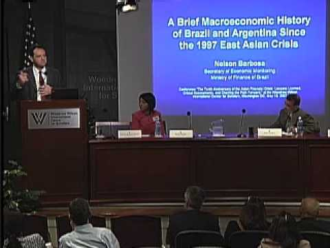 The 10th Anniversary of the Asian Financial Crisis part 3