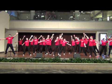 Harmony 2015 Hawaii: Ala Moana Center Performance