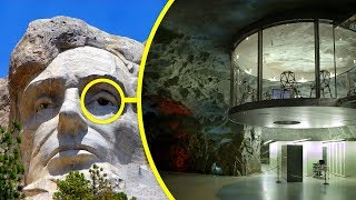 5 SECRET PLACES HIDDEN IN Famous Locations