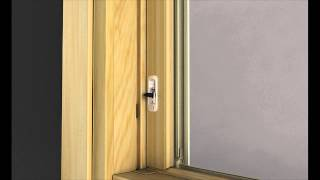 Marvin Window Opening Control Device- Ultimate Double Hung Next Generation