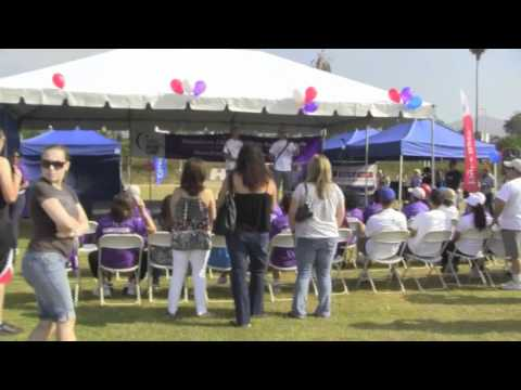 American Cancer Society's Second Annual Relay For Life Of Hollywood 7-30-2011