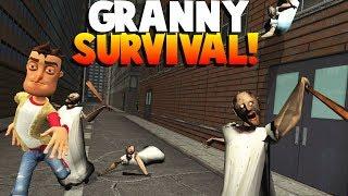 Garrys Mod Gameplay Running - Keshowazo
