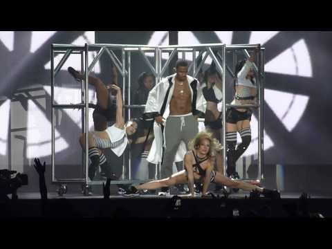 Oh Na, Na  Trey Songz  BTS Tour Chicago