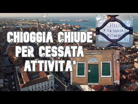 TG AZZURRA: CHIOGGIA CHIUDE PER CESSATA ATTIVITÀ - 2/20, 2 Gennaio