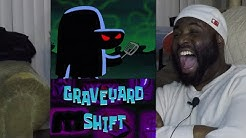SPONGEBOB Graveyard Shift Episode_JamSnugg Reaction