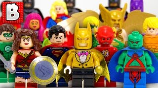 Every Lego Justice League Minifigure Ever Made!!! | Collection Review
