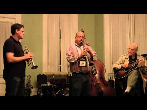"""TIN ROOF BLUES"": MARTY GROSZ at JAZZ AT CHAUTAUQUA 2012"
