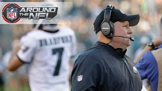 Can we trust the Eagles and Patriots? Hard Knocks Ep 3 review | Around the NFL (Full)