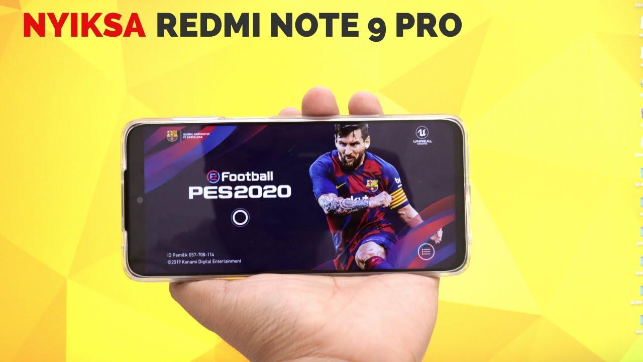 Hampir Beneran Pro 🤭  - Gaming Test Redmi Note 9 Pro