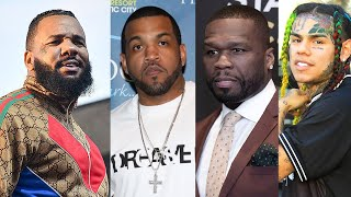 The Game Shows Love To Lloyd Banks & 50 Cent On New Track + Disses 6IX9INE & Gillie Da Kid