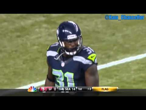 Jim Ross Calls Kam Chancellor