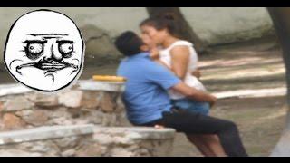 Repeat youtube video CACHONDOS EN EL PARQUE FOREVER ALONE Y MAS  SKQRO