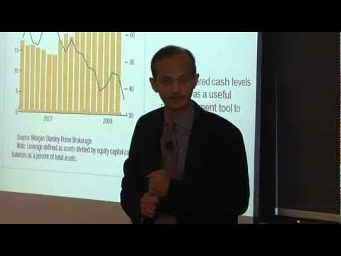 M. Suresh Sundaresan: Hedge Fund Leverage
