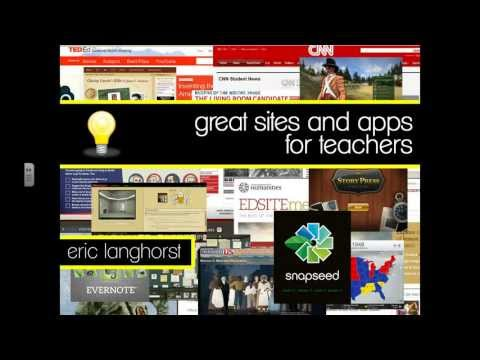 Best Sites And Apps For Teachers