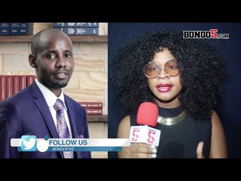 Gigy afunguka A-Z kuhusu picha zake chafu na mwanasheria Msando