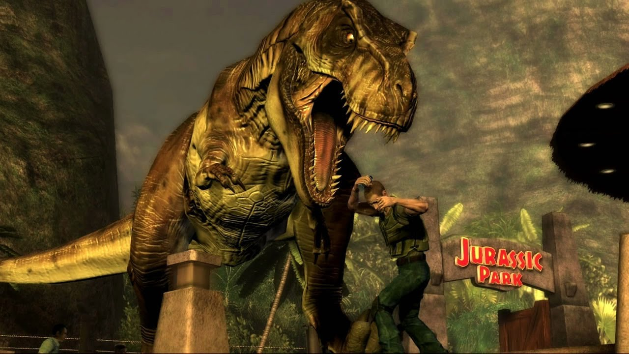 Jurassic park game for android phone
