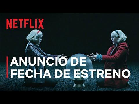 El mundo oculto de Sabrina   Anuncio de fecha de estreno de la temporada 4   Netflix