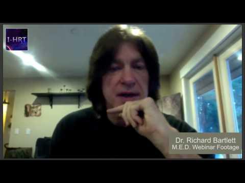Dr. Richard Bartlett M.E.D. Webinar Clip