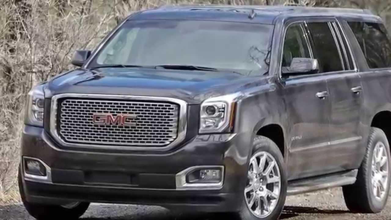 2015 GMC Yukon Denali vs Cadillac Escalade - YouTube