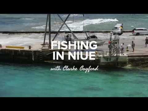 Fishing In Niue With Clarke Gayford