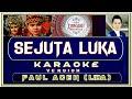 Lagu Karaoke SEJUTA LUKA cover FAUL D'ACADEMY