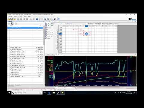 HP Tuners GM Gen 3: Torque Management | Evans Performance Academy