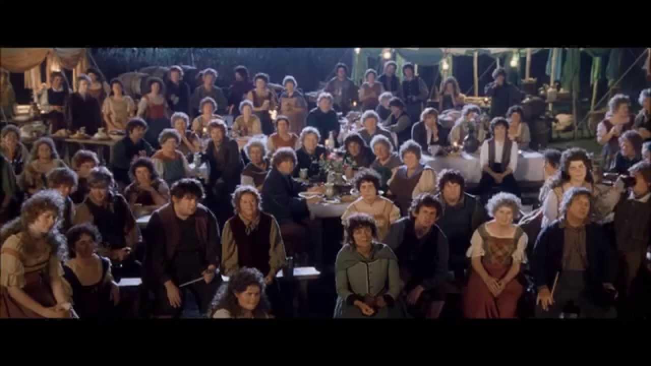 Bilbo Baggins's Birthday YouTube