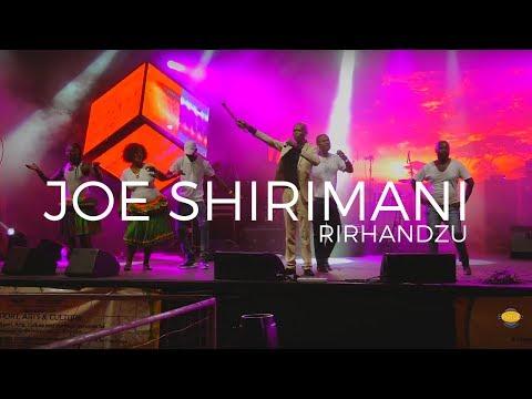 JOE SHIRIMANI NA VANA VA NDODA- RIRHANDZU (MAPUNGUBWE JAZZ FESTIVAL