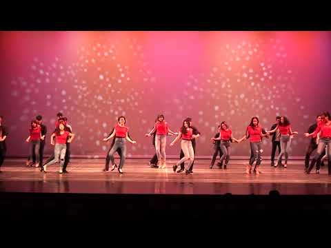 Bergen County Academies IDA Assembly 2020 - Hispanic Performance