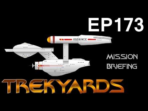 Trekyards EP173 - SS Bonaventure