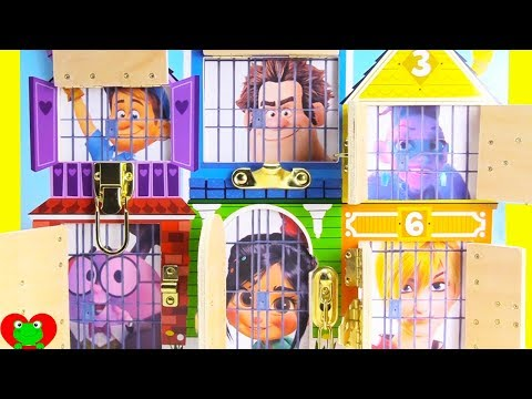 Ralph Breaks the Internet Rescue Learn Colors and Numbers