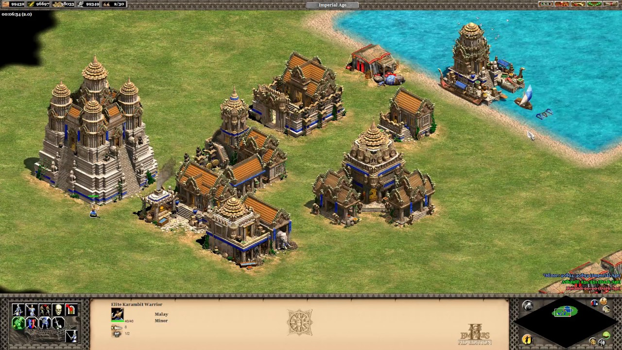 age of empires ii civilization guide