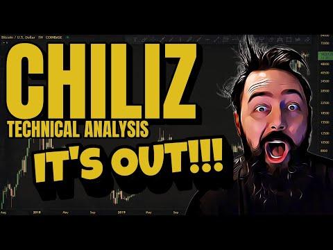 CHILIZ CHZ LOOKING SUPERB!!!