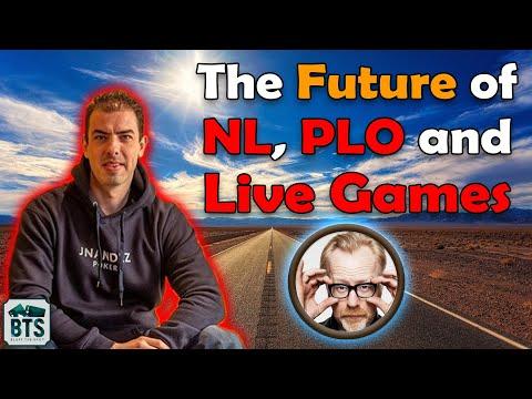 Is PLO The Gametype Of The Future? JNandez @Runchuks Poker Podcast