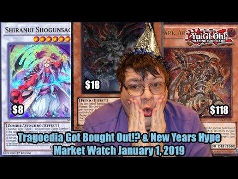 Tragoedia Yugioh Card Genuine Yu-Gi-Oh Trading Card