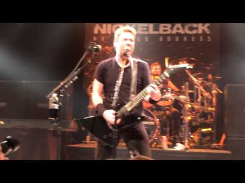 Nickelback Edge Of A Revolution at HOB Hollywood