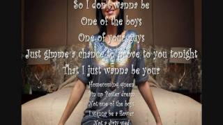 Katy Perry-One of the Boys thumbnail