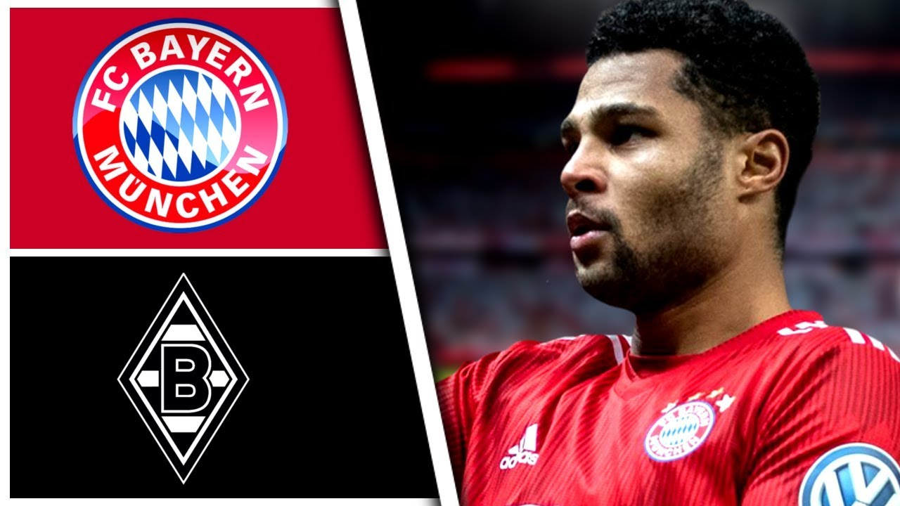 Bayern Gladbach Live Stream
