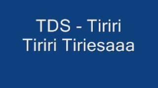TDS - Fillimi i filmit