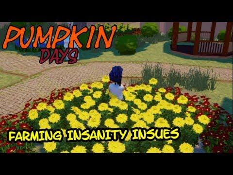 Pumpkin Days - Farming Fantasys.....Fulfilled