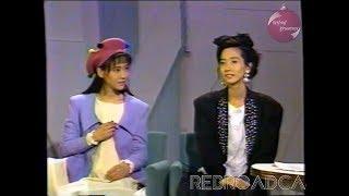 하수빈(Soo Bin Ha),강수지(Susie Kang) - 『1993年01月31日「주병진쇼」【You light up my life + 더 이상 내게 아픔을 남기지마】』