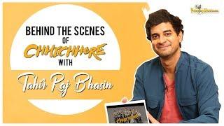 Behind the scenes of Chhichhore with Tahir Ali Bhasin