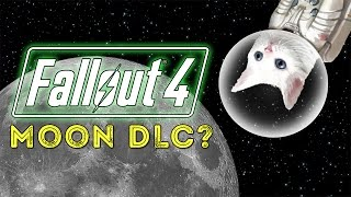 Destination: Moon! Will we go to the Moon in Fallout 4's DLC?