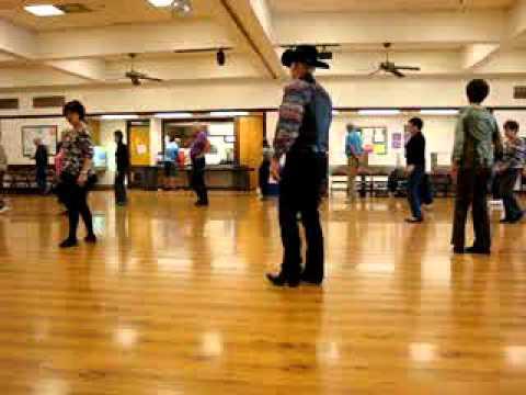 Round Here ( Line Dance ) Walkthrough
