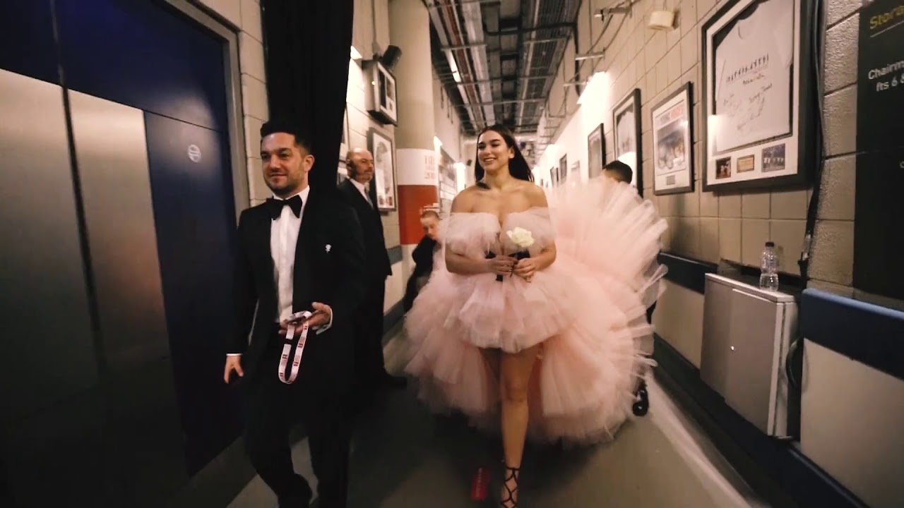 Dua Lipa Diaries 002 - BRIT Awards - February 2018